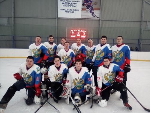 «Легион» – «Карсы». Завтра в поселке Карсы – хоккейный матч