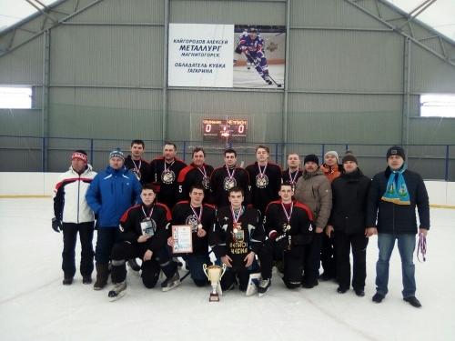И все-таки он первый! Состоялись финальные игры сельской любительской хоккейной лиги «Южная зона»