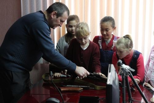 К «Зарнице» готовы! Чесменские школьники провели настоящий «День мужества»