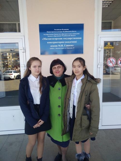 Музыкальная надежда Чесмы. Две выпускницы фортепианного отделения Чесменской школы искусств стали лауреатами зонального смотра-фестиваля в Магнитогорске