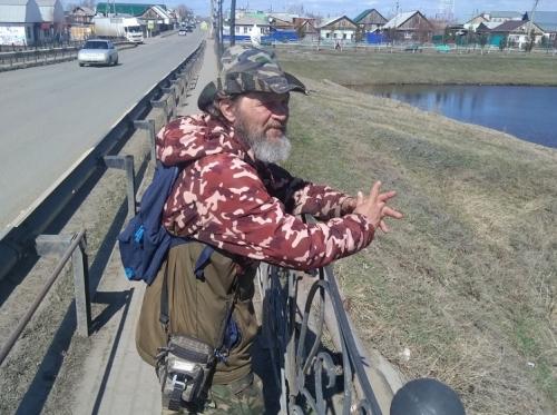 «Иду домой по привычке…» От Москвы до Тюмени через Чесму пешком за пять лет