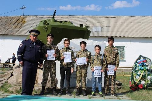 Мыслят глобально. Полицейские Чесменского района присоединились к Глобальной неделе безопасности ООН
