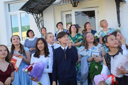 Прощай, школа! Здравствуй, школа! Начала работу приёмная комиссия Чесменской школы искусств