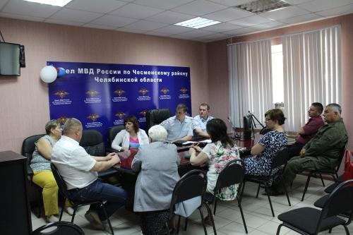 Глаз да глаз. Общественный совет Чесменского района присматривает за детьми даже во время каникул
