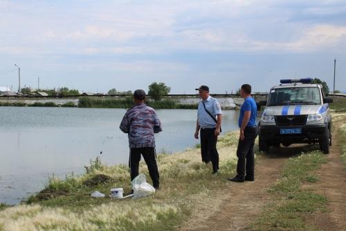 Губернатор спросит за каждого утонувшего. Полицию Чесменского района заботит безопасность на воде взрослых и детей