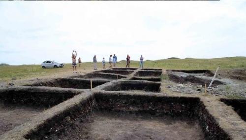 Поразительная находка! На территории Чесменского района три с половиной тысячи лет назад работали рудокопы