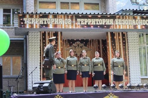 Мастерство и задор. Чесменские полицейские привезли призы из «Еланчика»