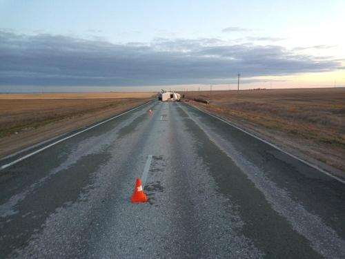 Уснул за рулём. ДТП с пятью пострадавшими и погибшим произошло в Чесменском районе