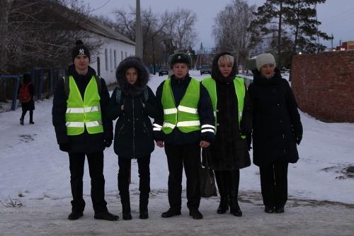 Родительский патруль не проведёшь! Чесменские школьники обещают не переходить дорогу в неположенных местах
