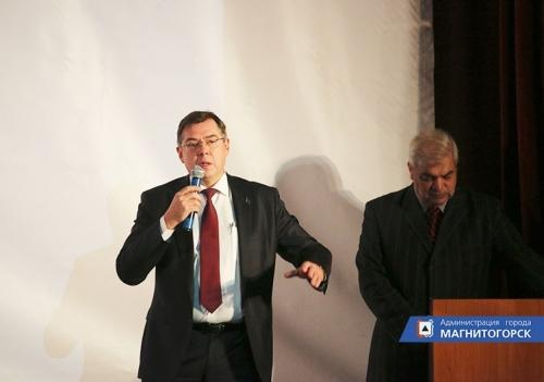 Позитив от молодых. Делегация Чесменского района приняла участие в областном антитеррористическом форуме «Бастион»