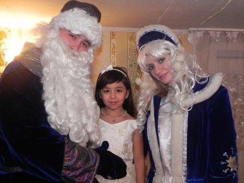 И «Полицейский Дед Мороз» приносит подарки! Чесменские стражи порядка поздравили с Новым годом детей коллег